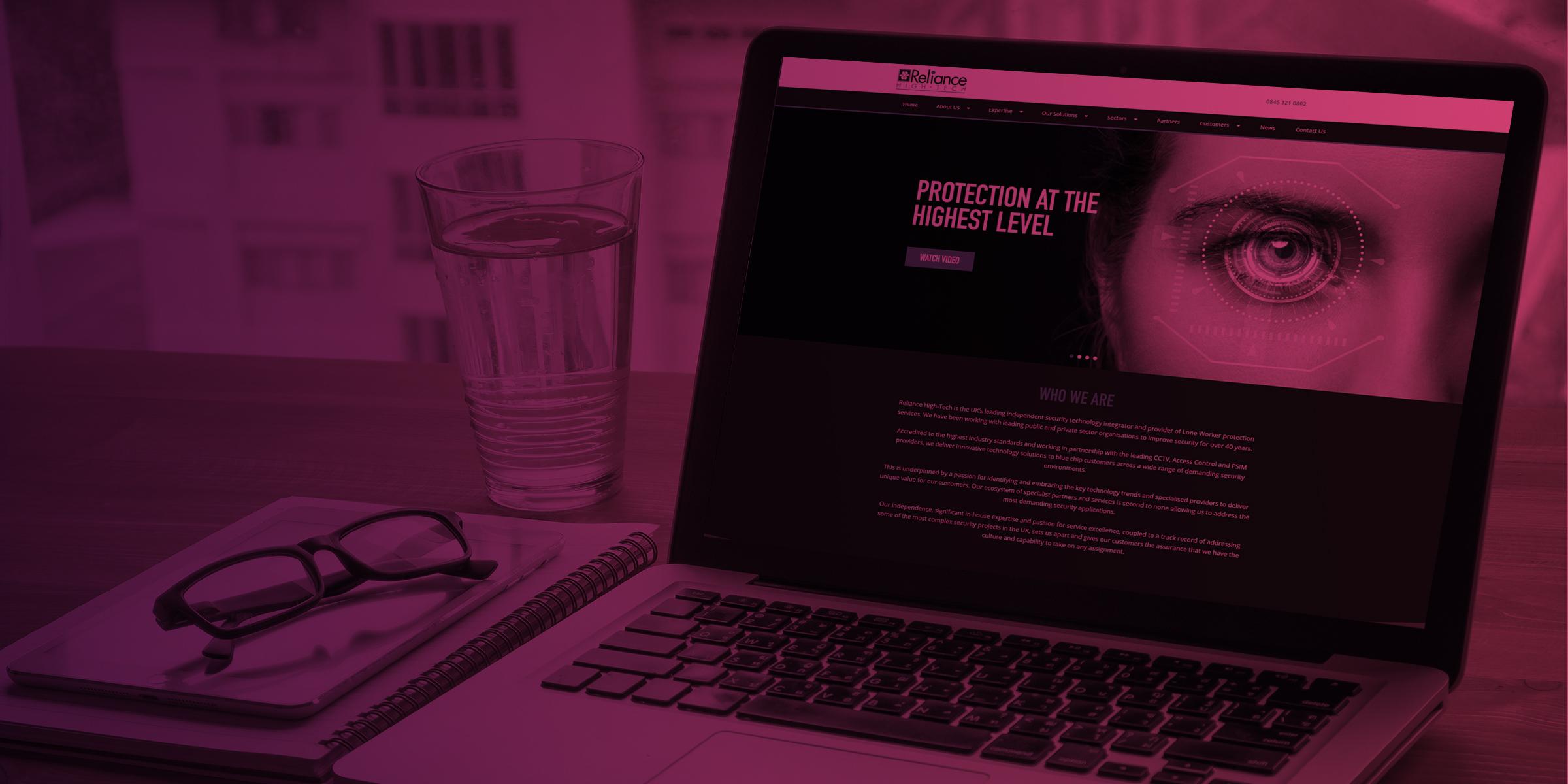 RHT: Website